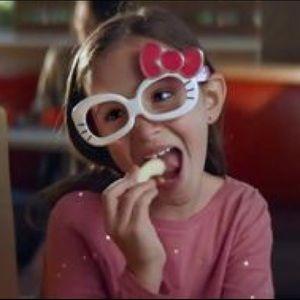 (RARE)2018 McDonald's Hello Kitty Sunglasses